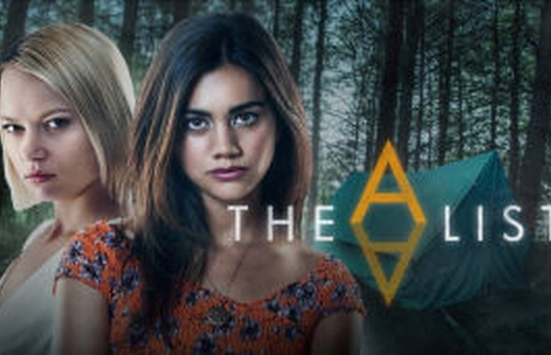 The a list picked up for season 2 on netflix