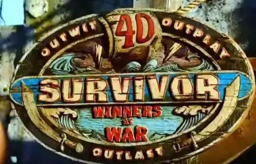 survivor season 40 premiere date