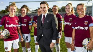 Britain's youngest football boss renewed for series 2