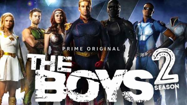 The boys renewed for season 3