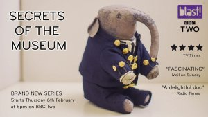 Secrets of the museum renewed for series 2