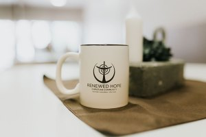 Renewed Hope Coffee Cup