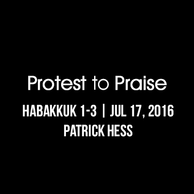 Protest to Praise