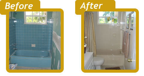 Use A Bathtub Liner To Prevent Fading And Cracking
