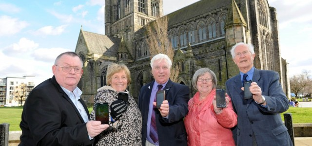 New phone app showcases Paisley's treasures