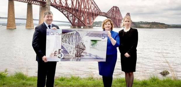 UK first plastic bank note to feature Houston born Sir William Arrol