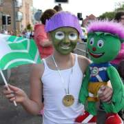 Queen's Baton Relay comes to Johnstone and the villages – Photos and Videos