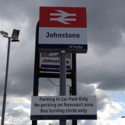 Work on larger Johnstone Train Station car park to begin soon