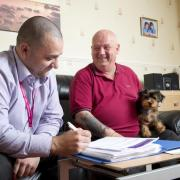 Local recidents get help and advice with welfare reform and financial problems