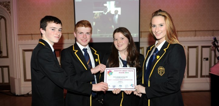 Renfrewshire youths positive about awards
