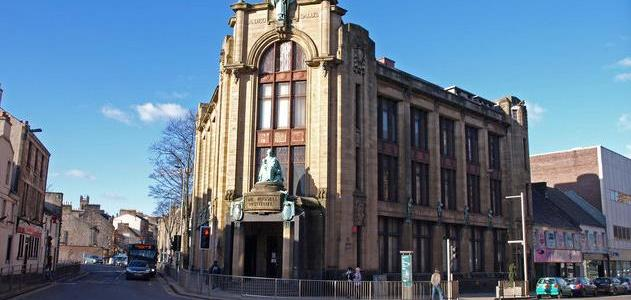 New lease of life for one of Paisley's architectural treasures, the Russell Institute
