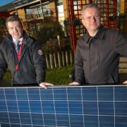 Solar boost for Renfrewshire as energy project heats up