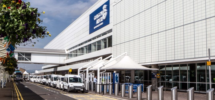 Glasgow Airport worker injured after falling 30ft from Thomas Cook plane