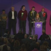Mhairi Black, Gavin Newlands in for SNP, Douglas Alexander and Jim Sheridan, Labour out