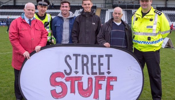 New dance sessions are 'strictly Street Stuff'