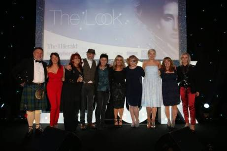West College Scotland's Hair and Beauty department honoured at the 'Herald Look Awards' on Sunday 17th May 2015.