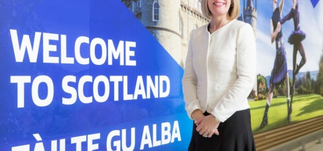 Show stopping May preformance for Glasgow Airport