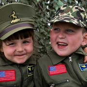 Armed Forces Family Fun Day at Rouken Glen Park