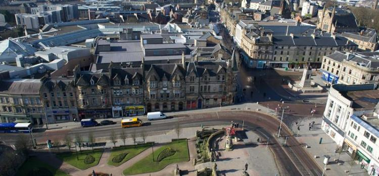 Paisley's bid for UK City of Culture is given go-ahead