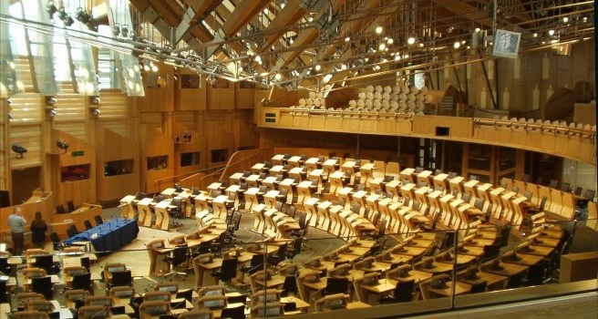 Local MP Gavin Newlands backs Derek Mackay re-election bid to the Scottish Parliament