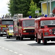 Don't be alarmed, the Fire Engine Rally is coming back to Johnstone