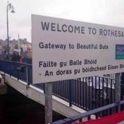 Johnstone man spots error in Gaelic sign, missing accent changes word to Penis