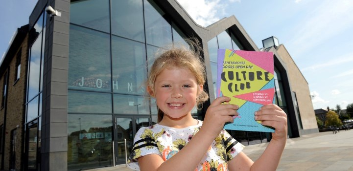 Thousands get into buildings for Renfrewshire Doors Open Days