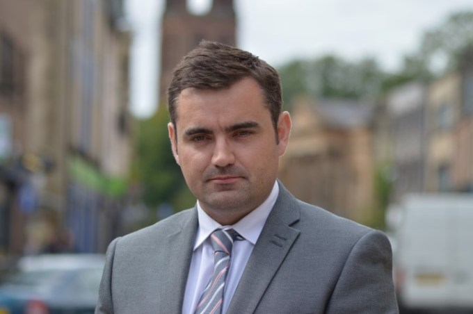 Gavin Newlands, MP for Paisley and Renfrewshire North