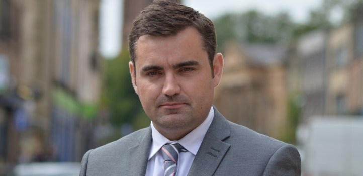 Local MP Gavin Newlands: 'MPs must unite to block tax credits cuts'
