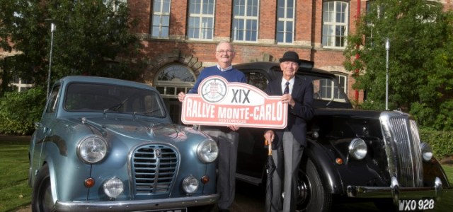 Belgian man set to do the Monte from Paisley in a London taxi