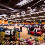 Classic Cars show to be held at Ingliston Country Club