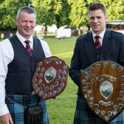 Johnstone Pipe Band crowned European champions