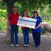 Thousands raised for St Vincent's Hospice at Ralston Bowling Club evening
