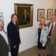 Paisley's famous son remembered with new museum display
