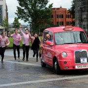 Paisley Taxis added to ranks of supporters for Paisley 2021 bid