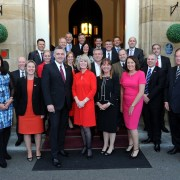 Business leaders hear of Council's integrated approach to economic regeneration and tackling poverty