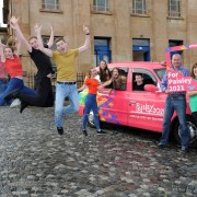 Paisley bid sets the early PACE in race for UK City of Culture 2021