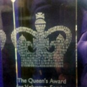 The Wynd Centre presented with the Queen's Award