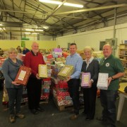 Mackay Backs Blythswood Shoebox Appeal