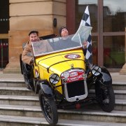 Paisley confirmed to host 2017 historic Monte Carlo rally again