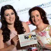 Bishopton student wins Renfrewshire Young Coach of the Year award