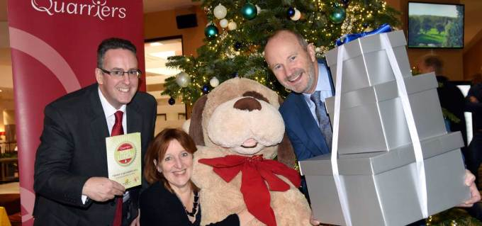 Popular comedian Fred MacAulay returns to help raise vital funds for the Quarriers' dementia befriending service.