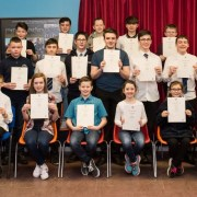 Hard working Johnstone Pipe Bands are learning sucess