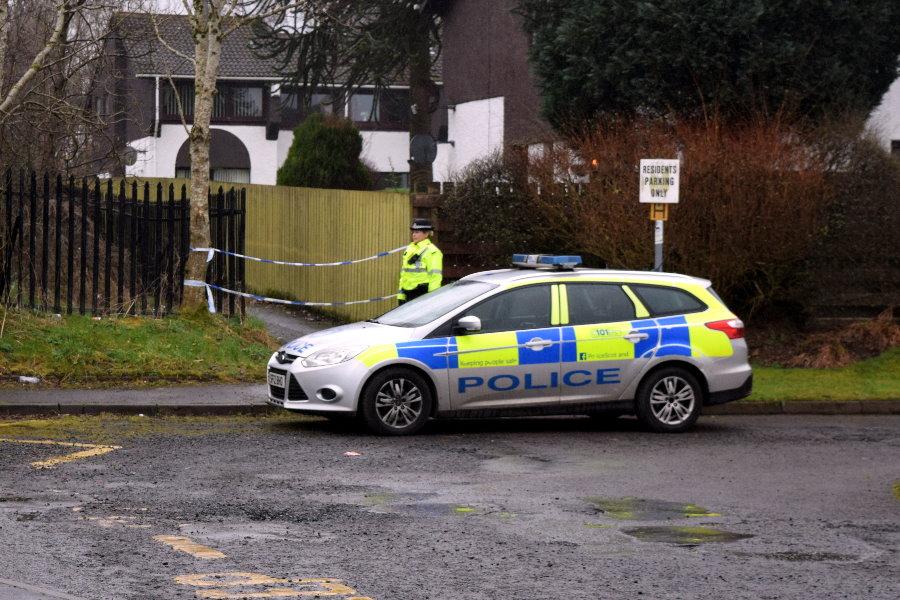 Police ask public to lookout for Elderslie rape victim's missing trousers