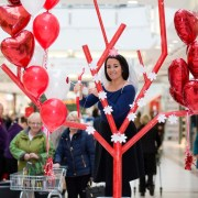 They're going mall romantic at the intu Braehead Love Tree