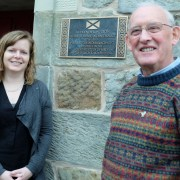 Father of American Ornithology is honoured by his home town Paisley