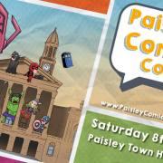 Event: Paisley Comic Con