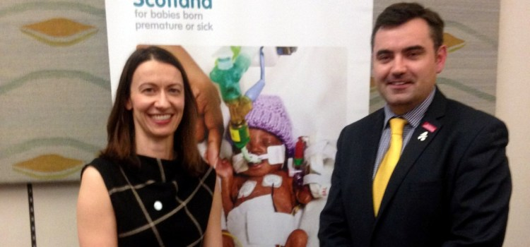 MP holds roundtable event on neonatal care in Scotland