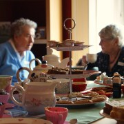 Warding off loneliness in Renfrewshire – one cup of tea at a time!