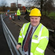 Roadworks investment underway in Linwood